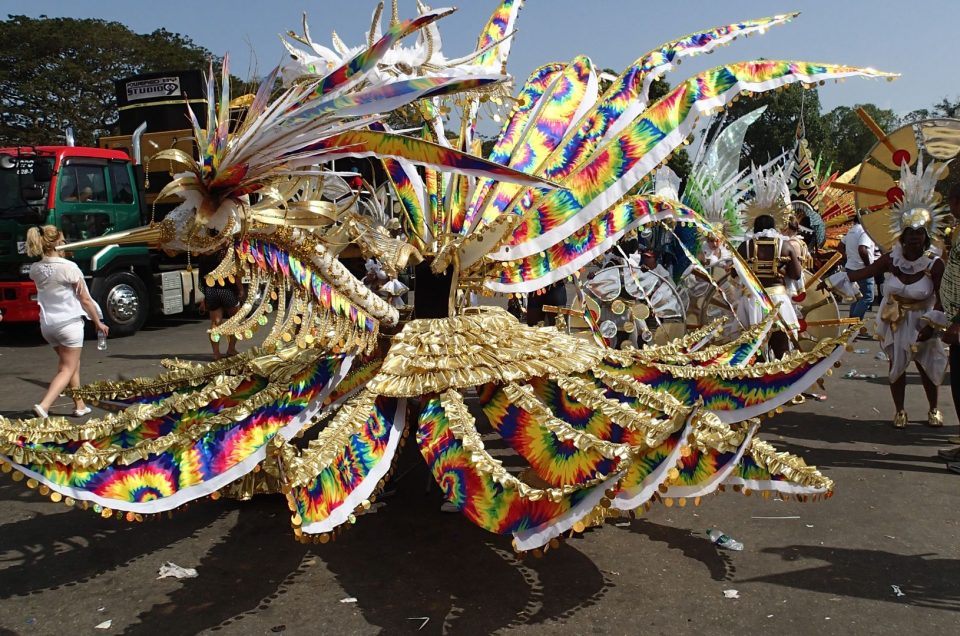 Karnawał na Karaibach